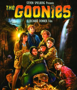 The Goonies - Poster